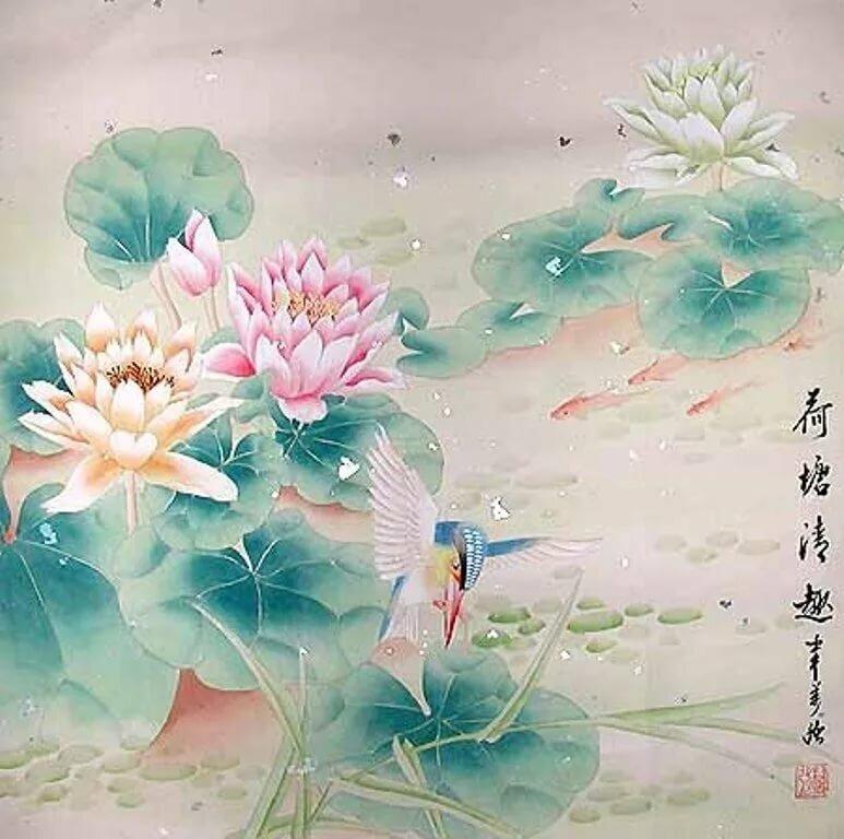 открытки с днем рождения цветы лотос засомневалась