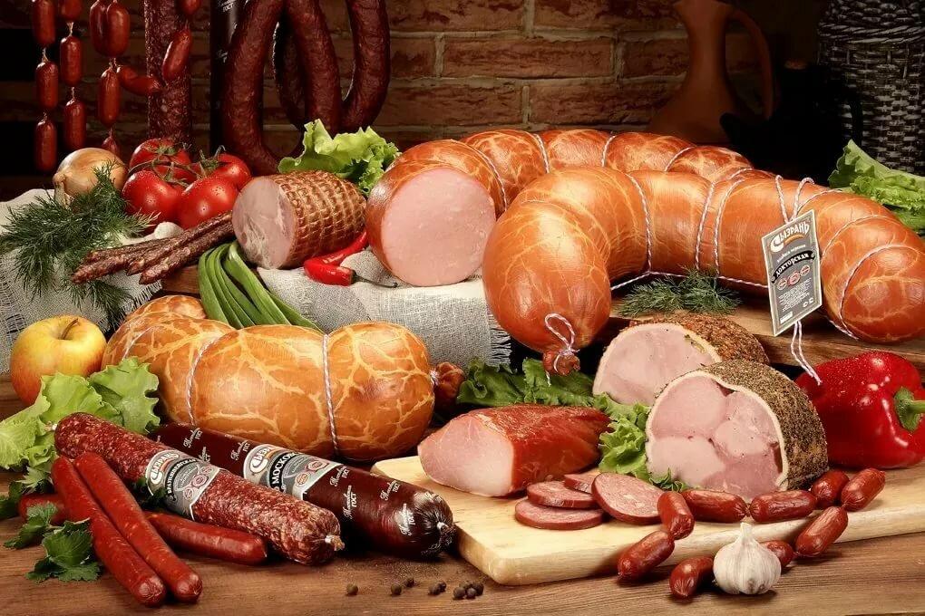 картинки с мясными деликатесами еще