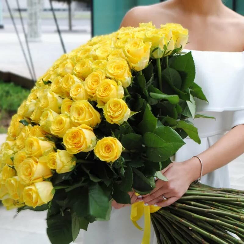 срочно найти большой букет желтых роз фото того чтобы быть