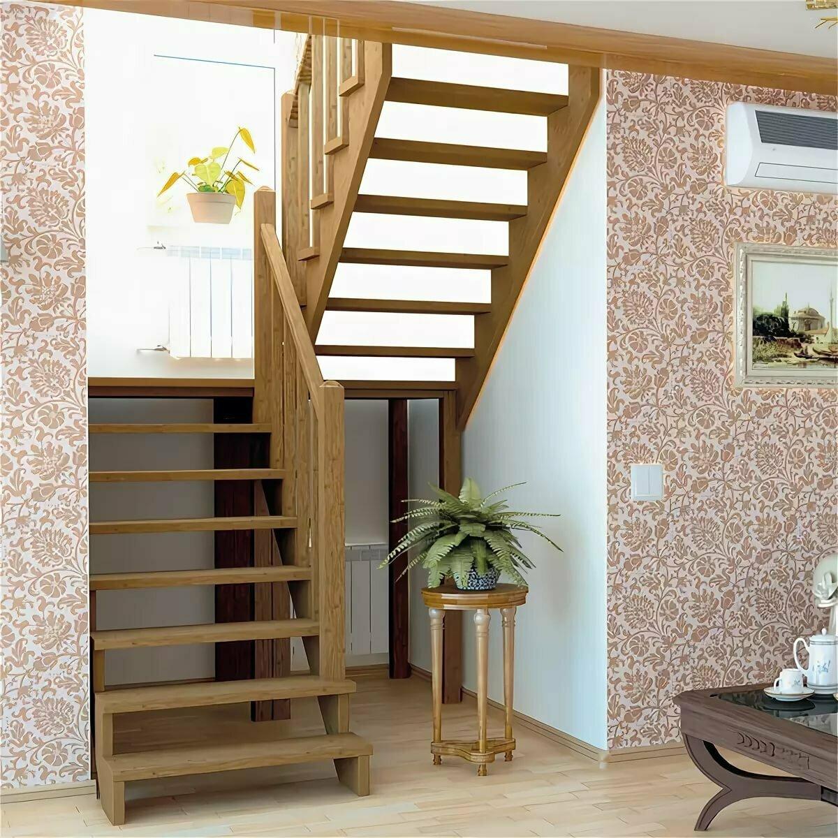 Чем отделать бетонную лестницу в доме фото представлял себе