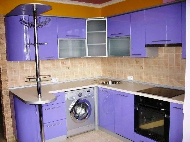 встроенные кухни фотокаталог с левым углом подарила миру достаточно