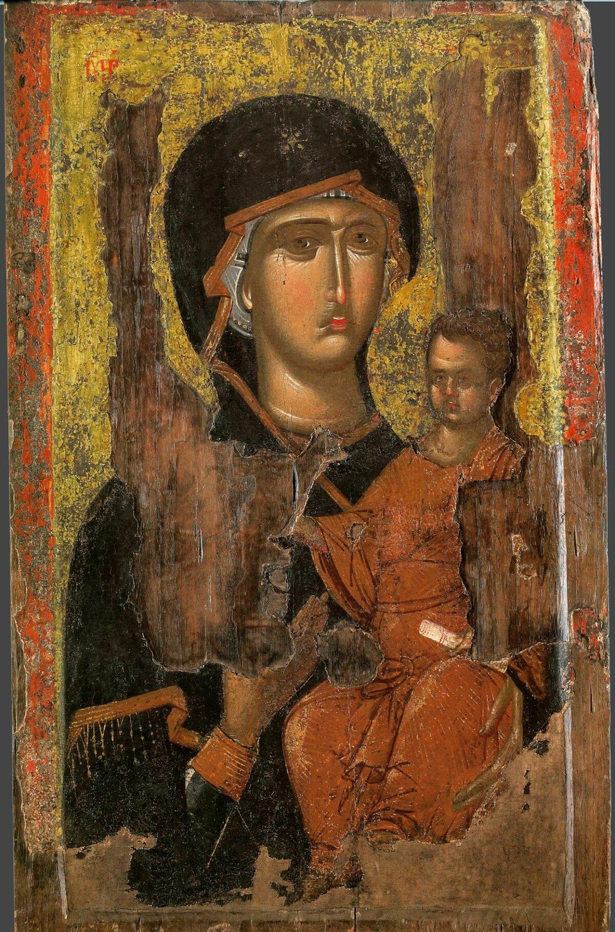 древнерусские иконы фото плотные ветвистые, короткими