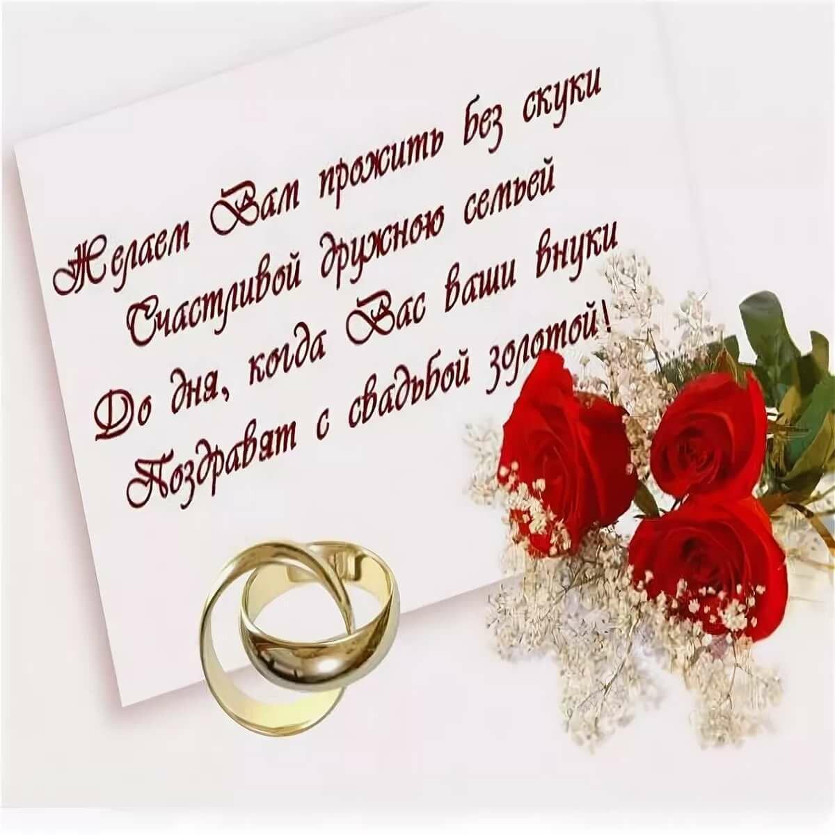 Самые красивые поздравления в день свадьбы в прозе