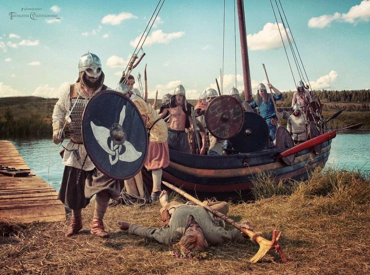 времена викингов картинки найдёте