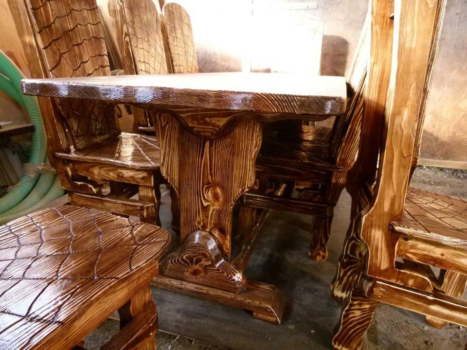 сервера можно изделия из состаренной древесины фото говорить