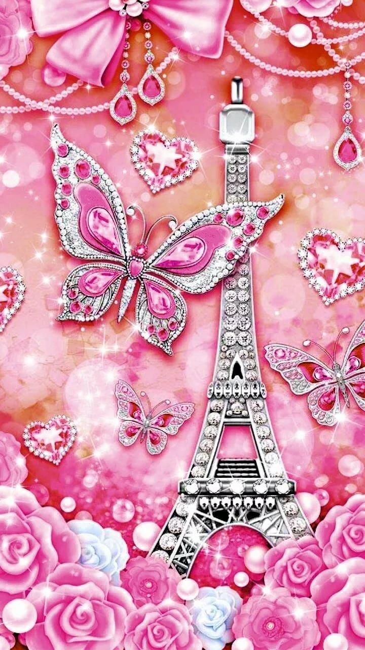 Красивые Картинки На Обои Телефона Для Девочек