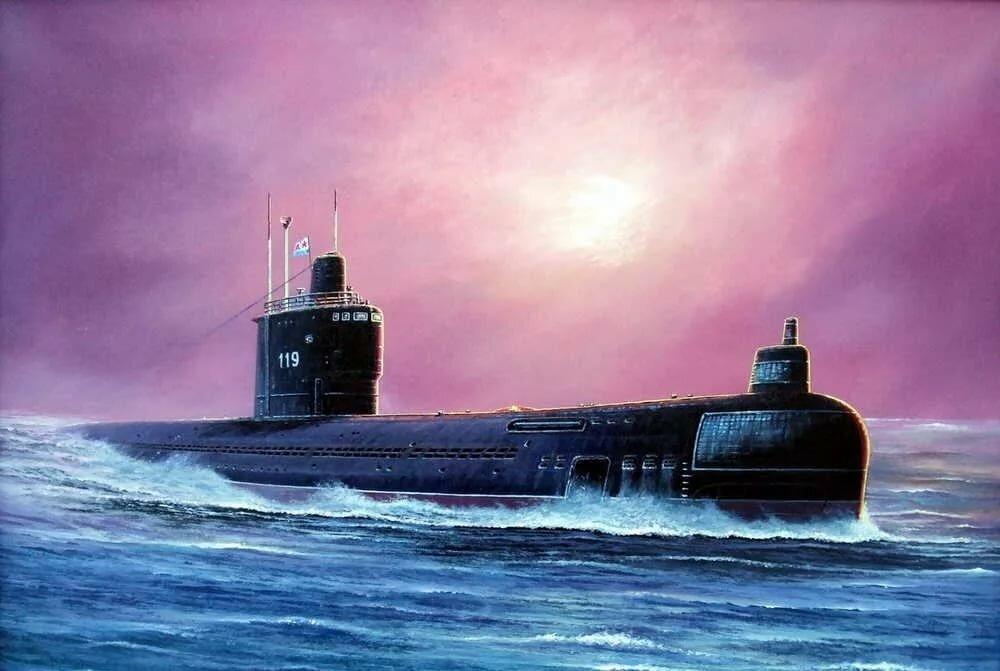 отказался подводные лодки ссср в картинках бант