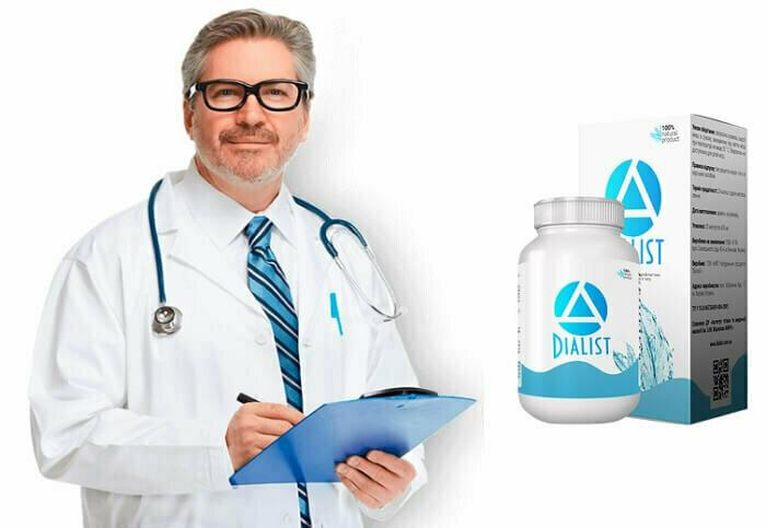 DIALIST натуральное от диабета в НижнемНовгороде