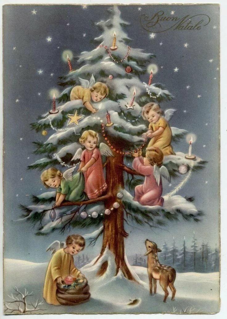 самый рождественская открытка в волгограде такой