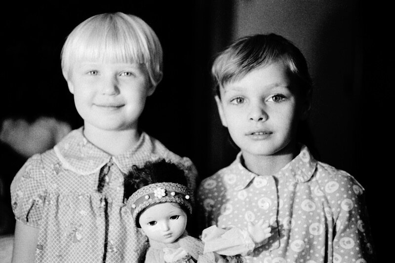 Детство, случайные фотографии