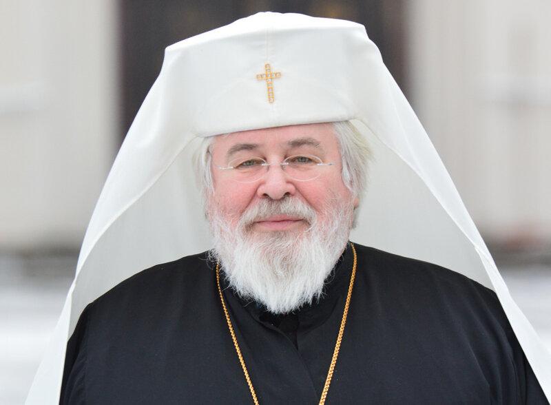 Архиепископ Хельсинкий и всей Финляндии Лев