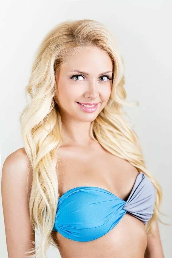Miss Blonde Ukraine My White Goddess 1