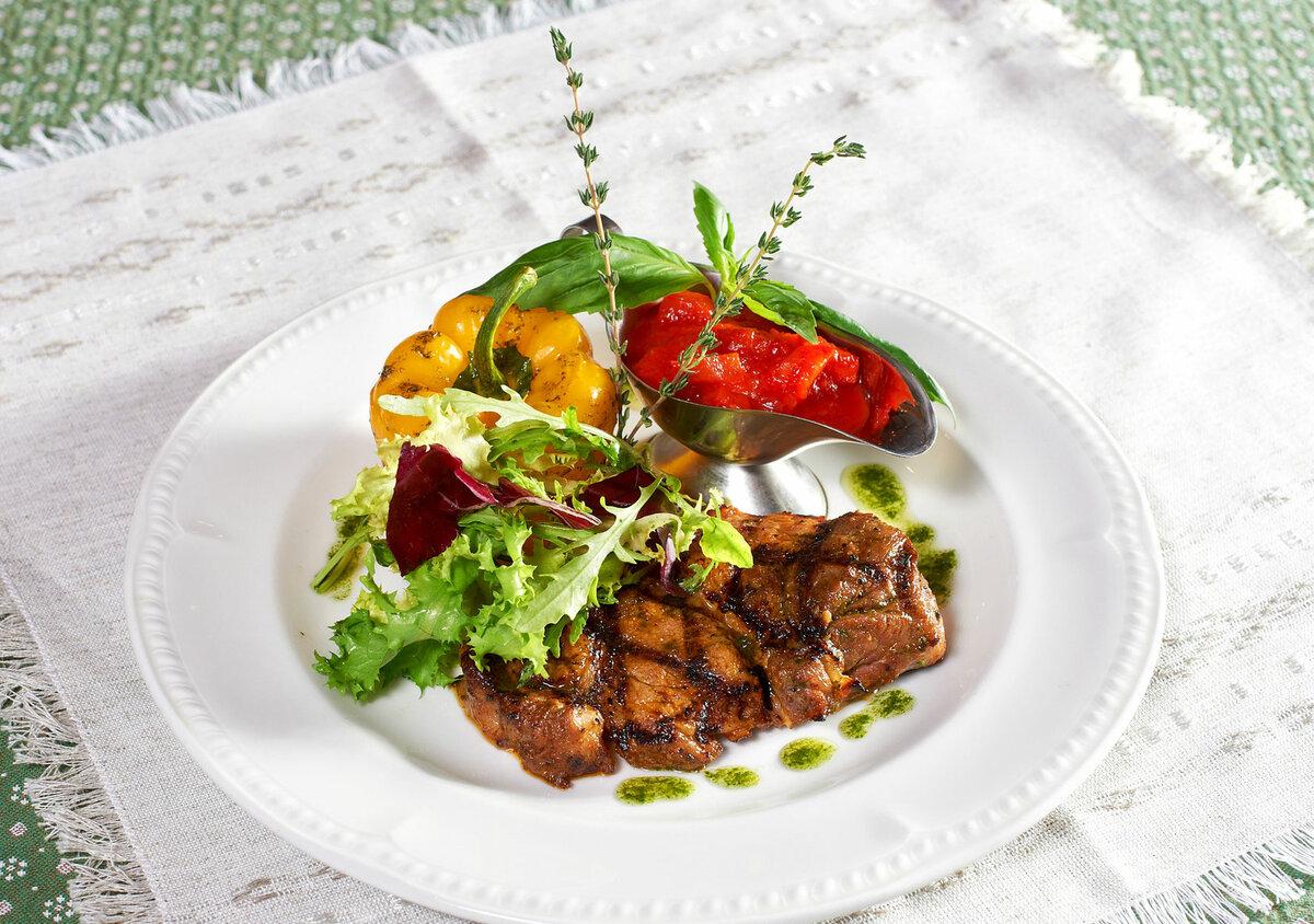 Праздничные блюда от шеф повара фото