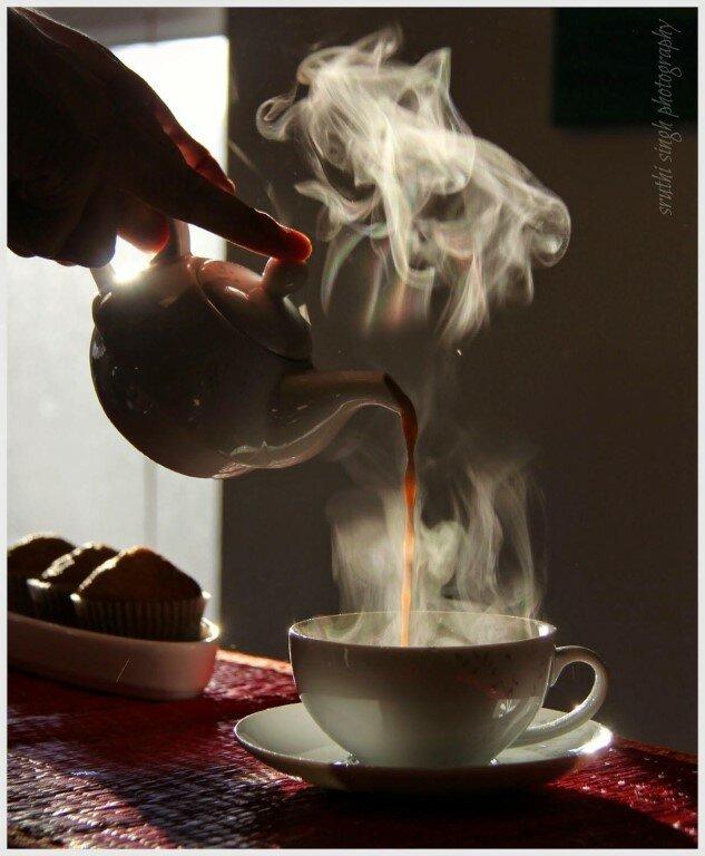 картинки кофе дымится гиф и мерендинки осенняя