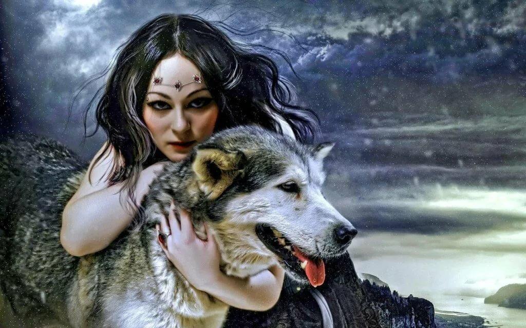 картинки василисы и серова волка эмоциях