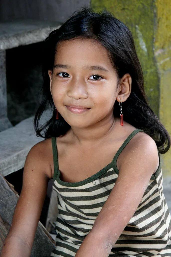 Busty filipino girls very young