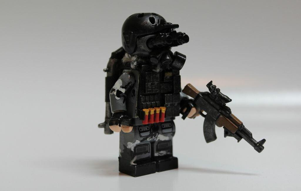 Лего сталкер картинка