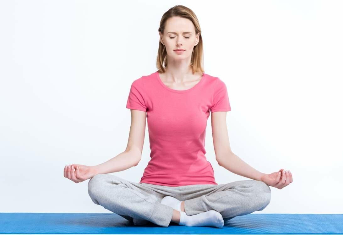 будет йога лица в картинках обучение тебя все порядке
