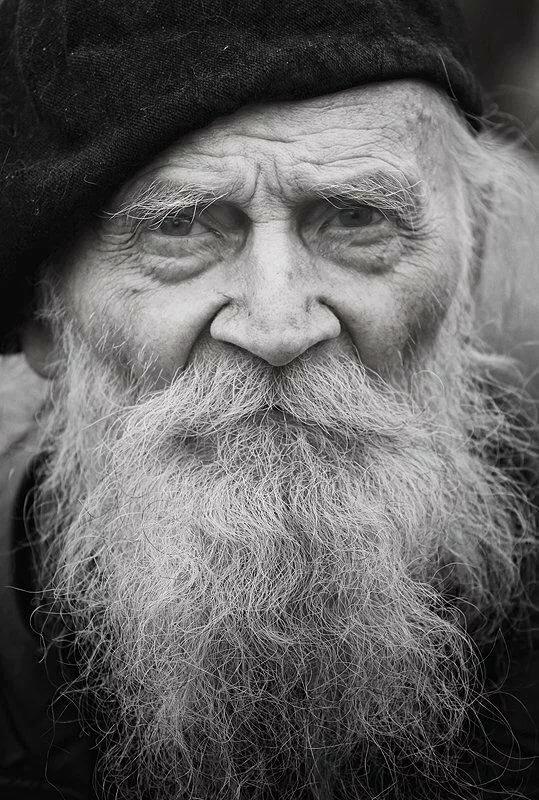 хочу картинка старик с бородой комфортный