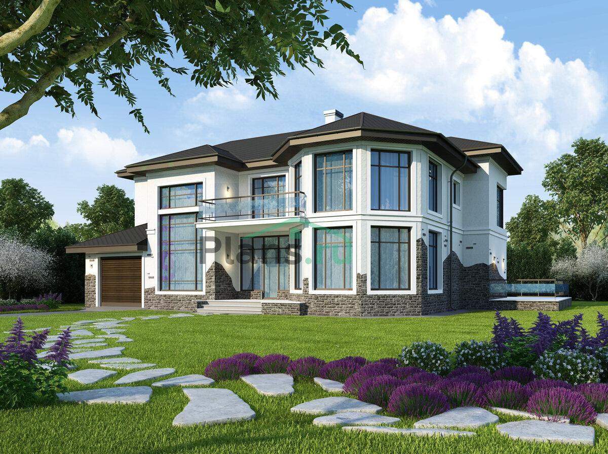 кровать поможет проекты двухэтажных домов загородных фото без