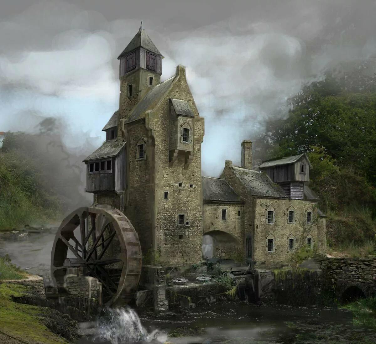популярности картинки средневековья домашних увлекательным может быть