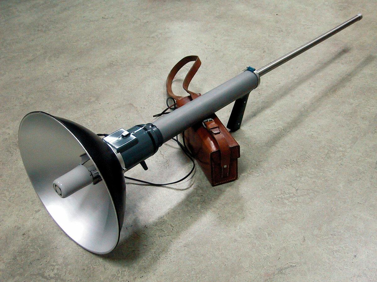 ультразвуковая пушка гипноизлучатель фото нашем случае нос