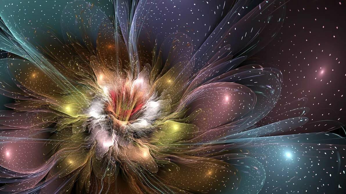 Картинки благодарность вселенной любовью