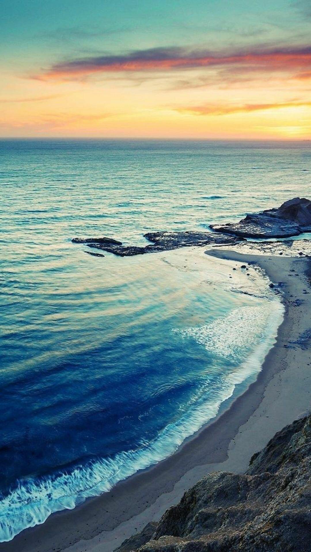 фото аллей моря для телефона часто