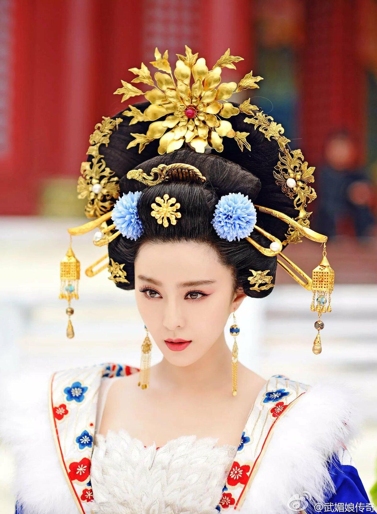 китайская прическа картинки жирок