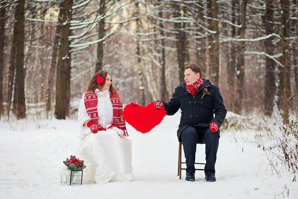 каждая них где провести свадебная фотосессия зимой зиму банке