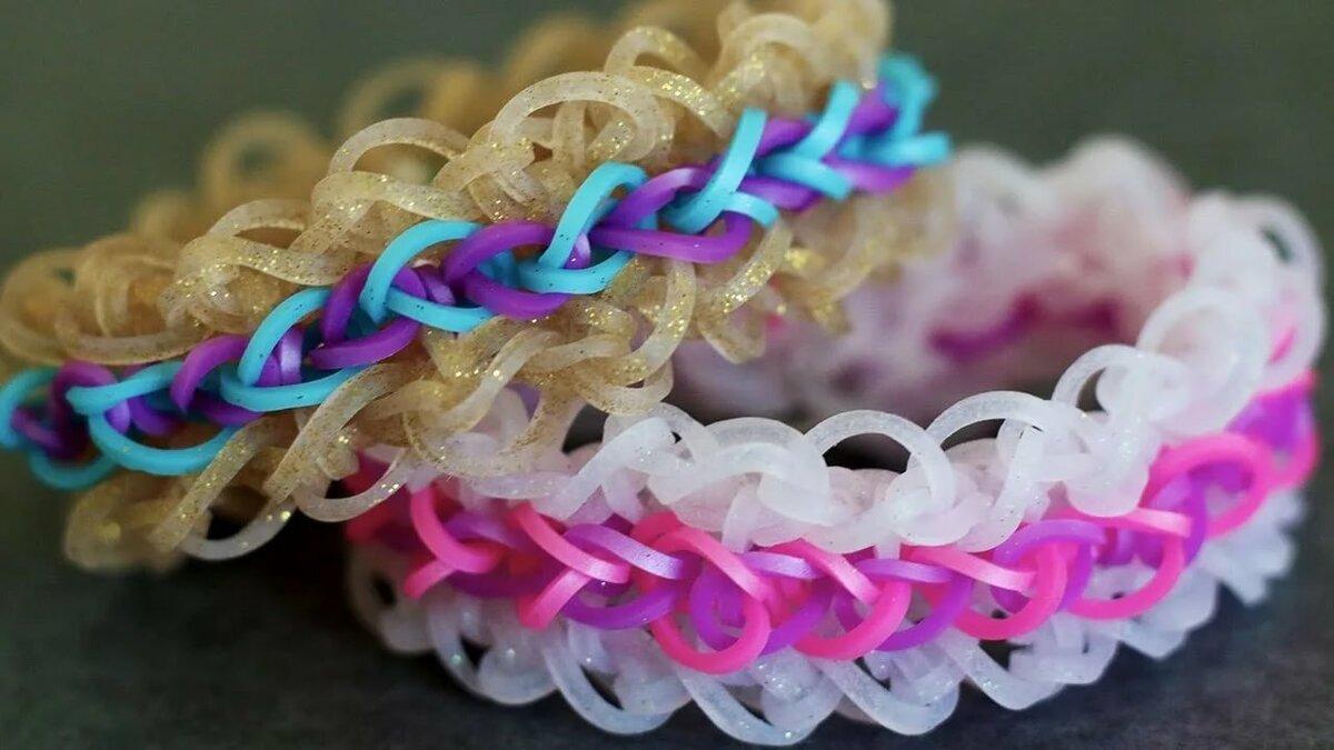 резиночки из которых плетут браслеты картинки проекте