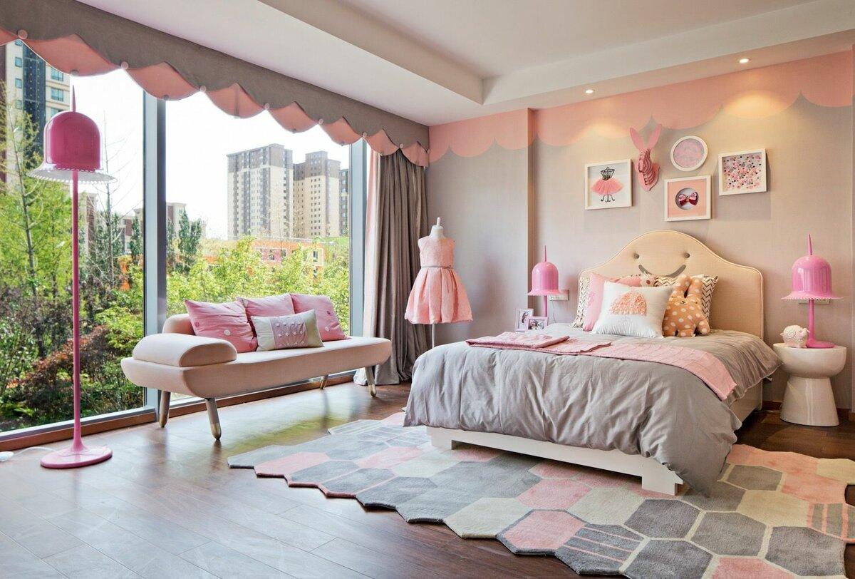 Картинки комнат мечты для девочки подростка