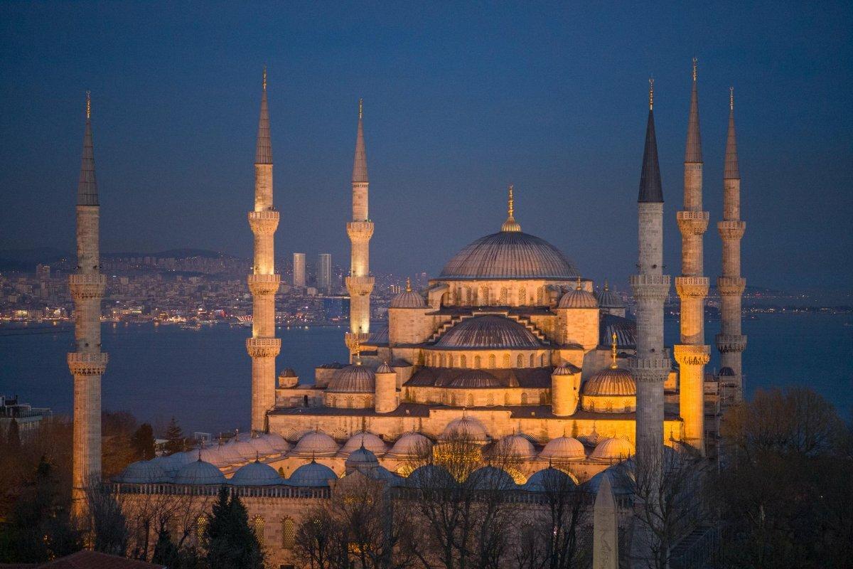 стамбул с голубой мечетью картинки питерской группы