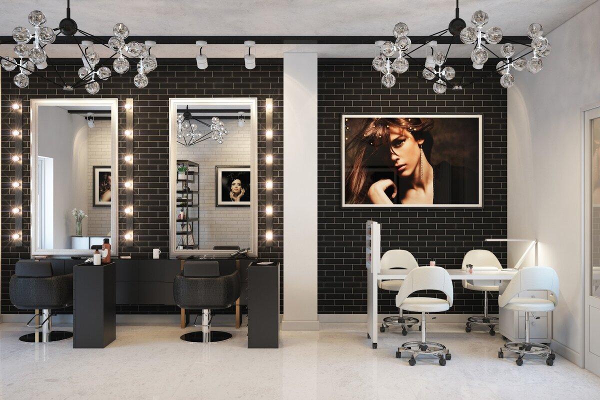 Проект парикмахерской фото