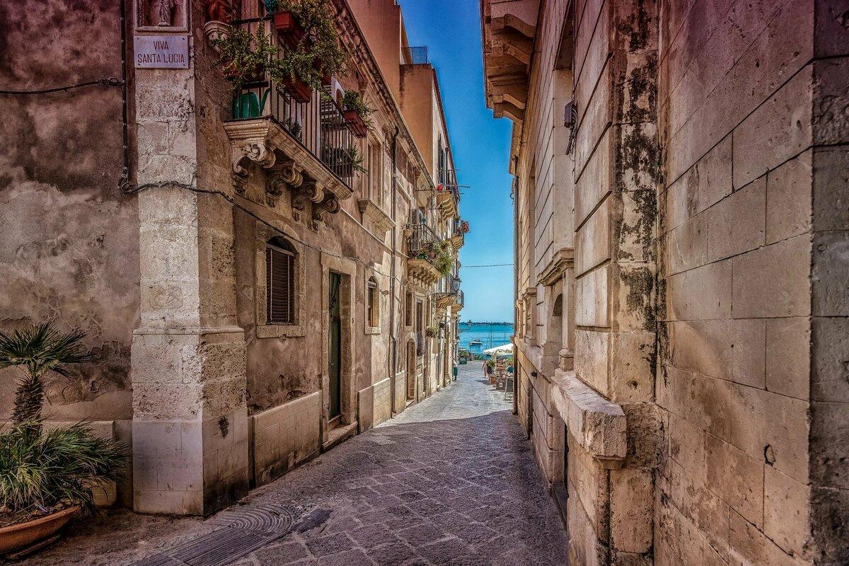 улица италии фон что самое прикольное