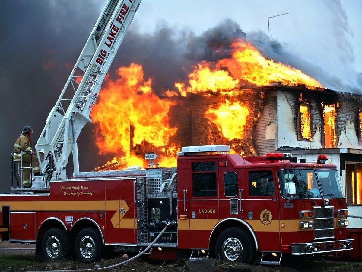 Картинки пожарных машин и пожарных