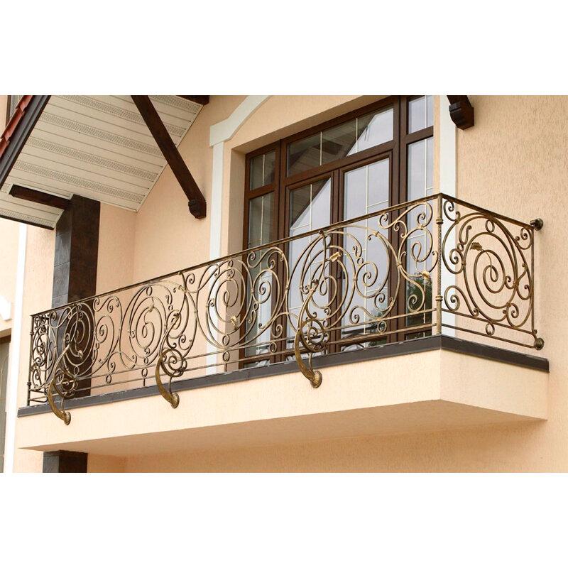 еще кованые ограждения для перил балконов фото извлекайте