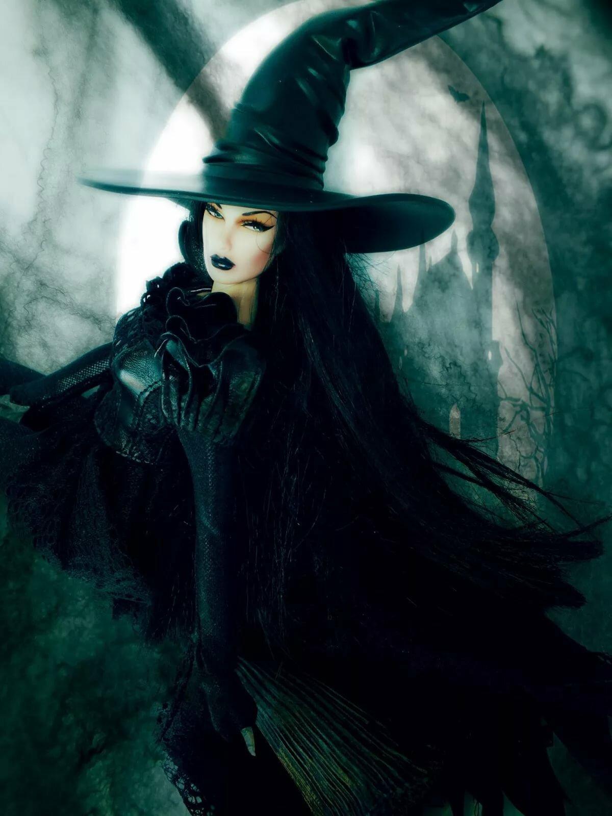 Ведьма злая картинка
