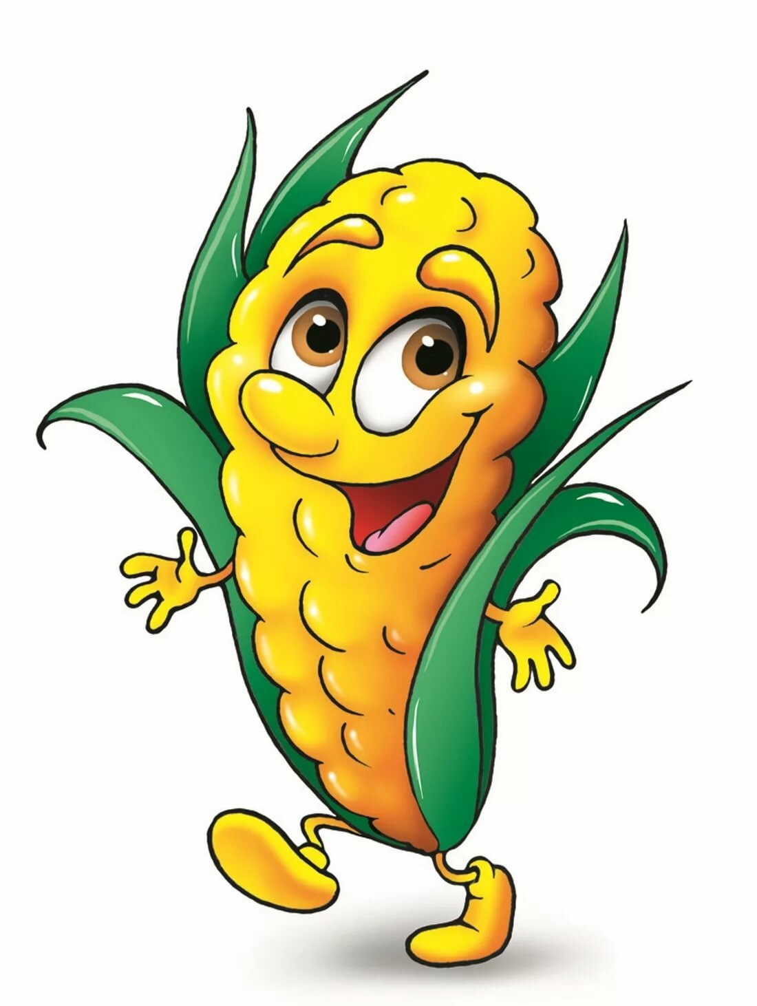 Картинки для детей веселые овощи и фрукты