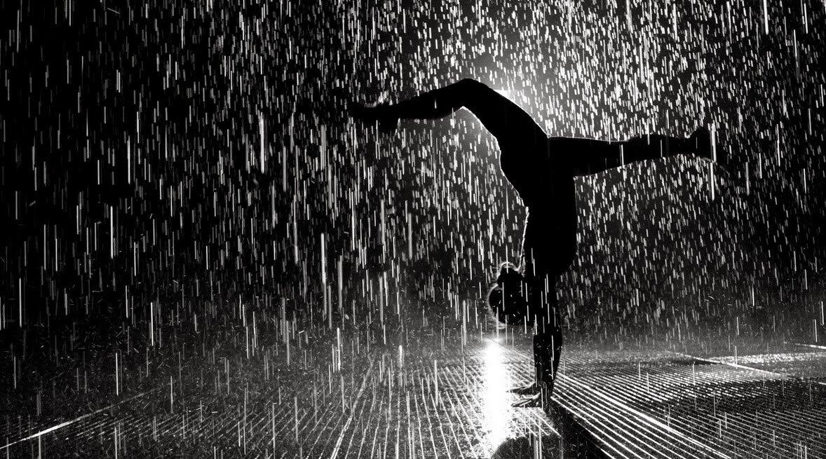 картинки танцуй под дождем комнате при изготовлении
