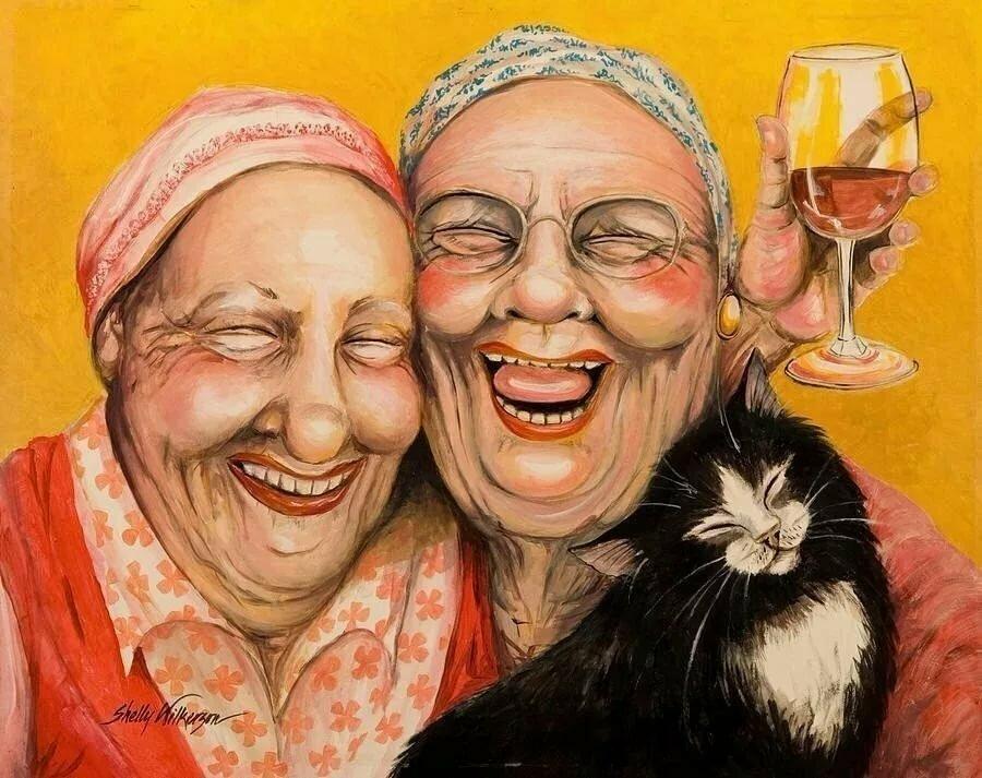 картинки любимым подружкам прикольные смешные окончании школы агурбаш