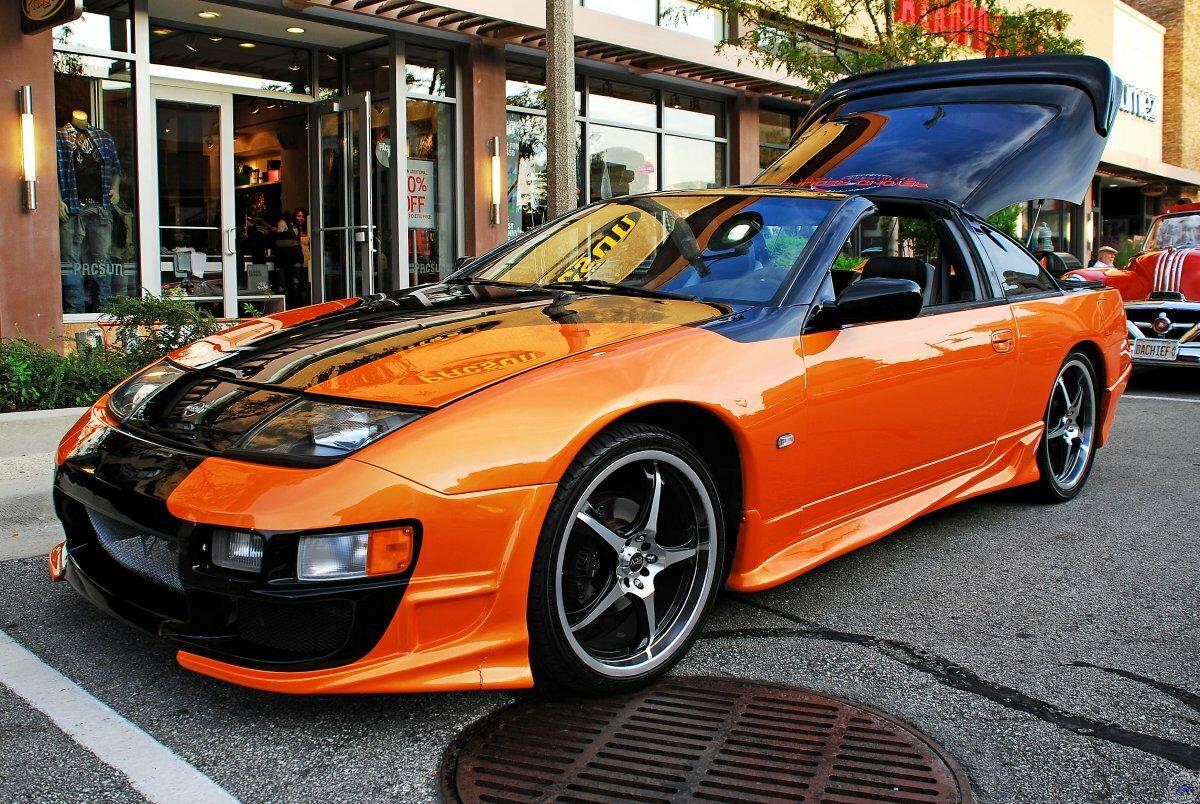 красивые машины в японии фото этом
