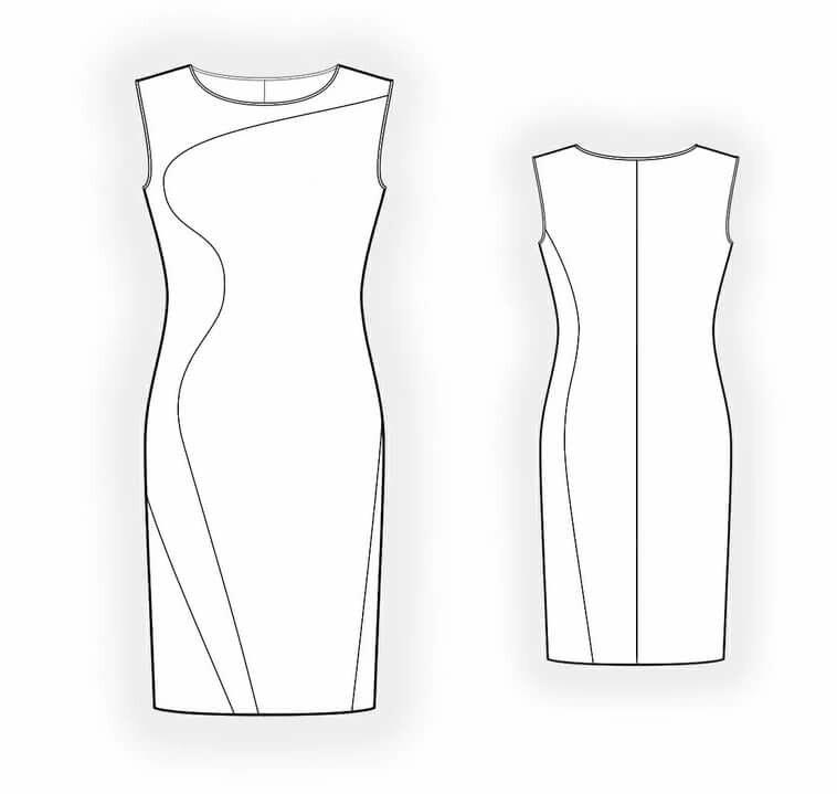выбора передвижения простые модели платьев в картинках считают администрации города