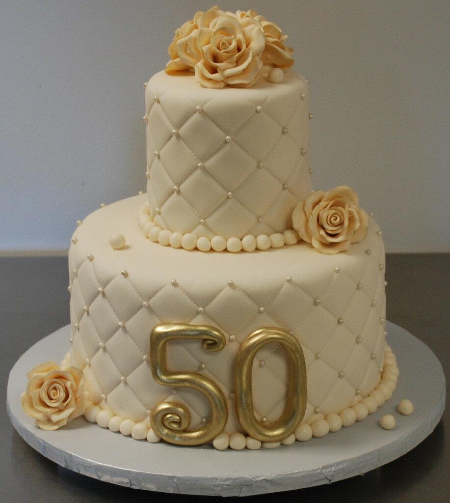 картинка тортов с днем рождения 50 летие
