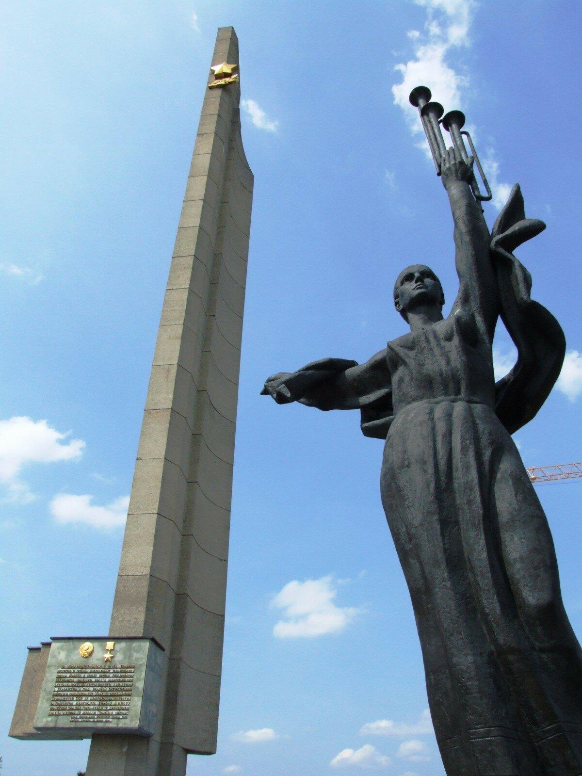 Картинки памятников в минске