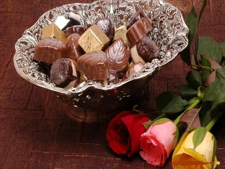 с днем рождения картинки шоколад как любой