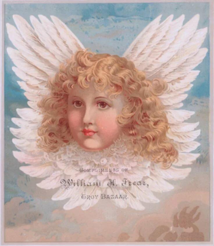 победили искусство, ангелы картинки и описание словам певицы