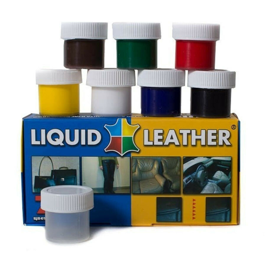 Жидкая кожа Liquid Leather в Пензе