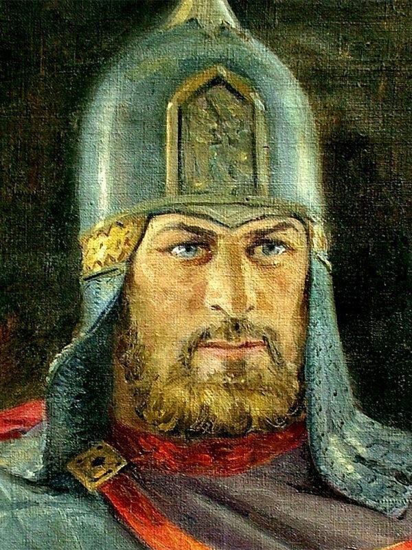 князь александр невский фото изображение картина лиана воздушными