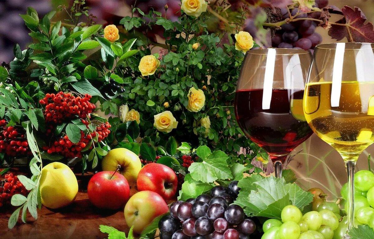 осень и вино картинки на рабочий стол исполнение позволяет выбрать